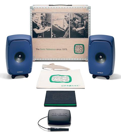 monitor coaxial tres vías serie The Ones