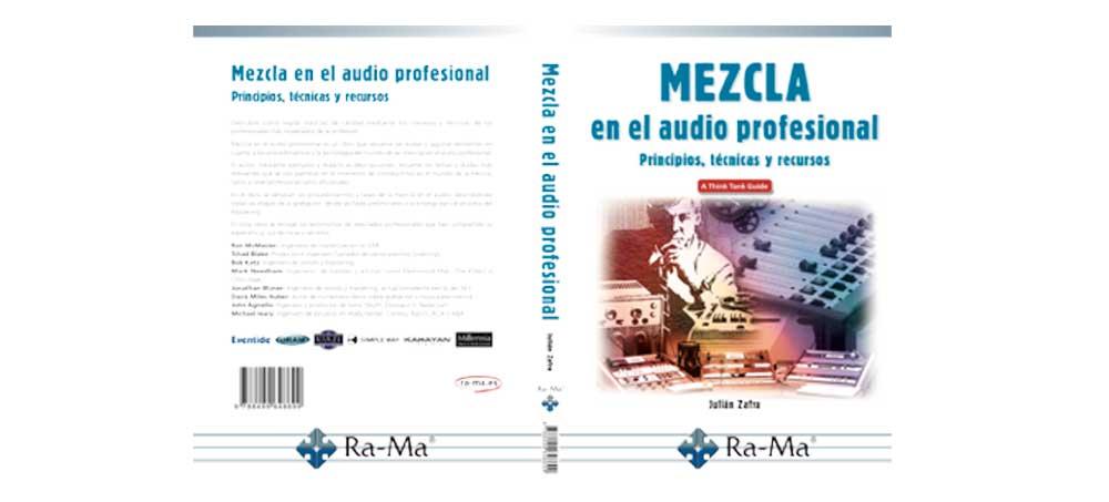 Mezcla en el audio profesional