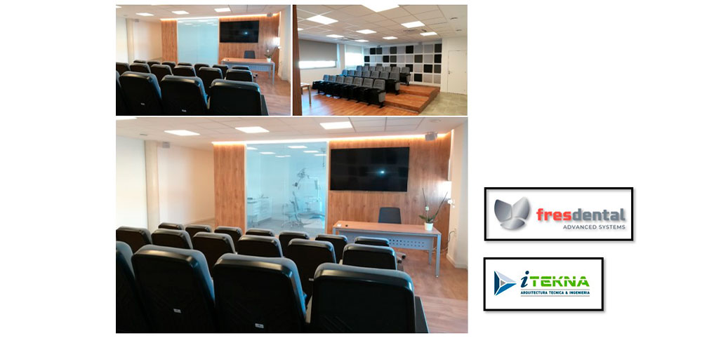 instalación equipos de sonido profesional de AUDAC