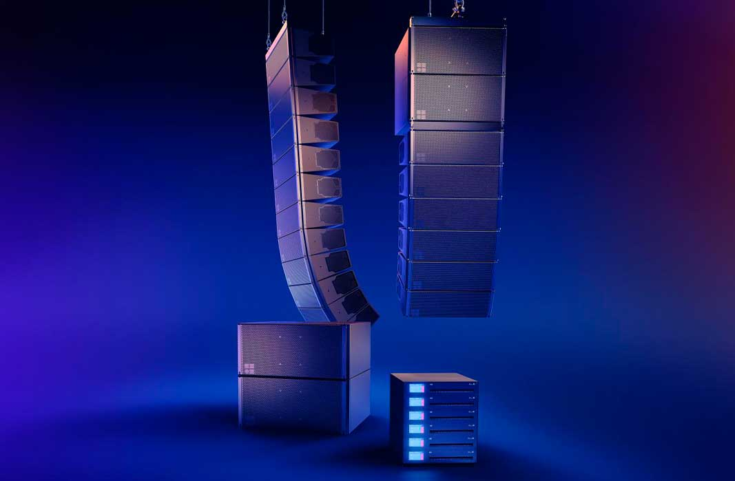 Soluciones sonido profesional y tecnologías escalables audio