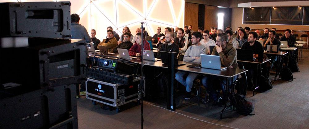 curso de Optimización y Diseño de Sistemas de Sonido profesional