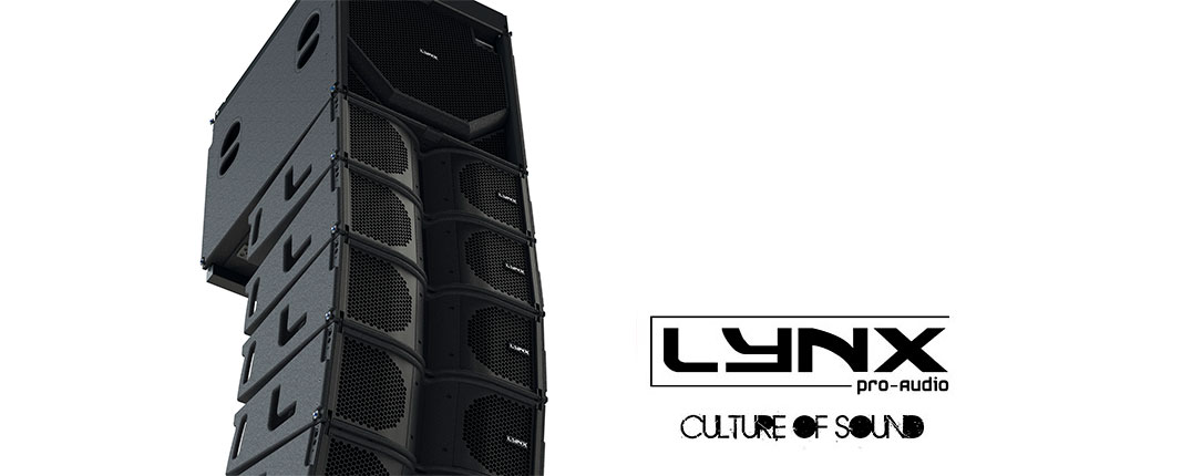 Line Array coaxiales