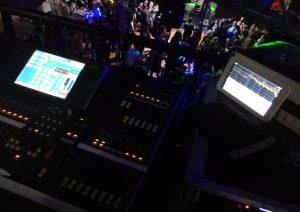 Aplicación para técnicos de sonido profesional