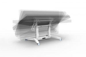Soportes para displays interactivos