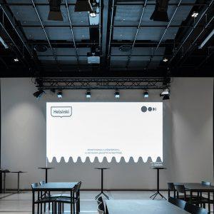 Instalación de proyectores láser profesionales