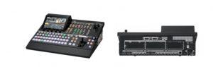 Mezclador conmutador compacto para eventos en directos compatible con 4K II