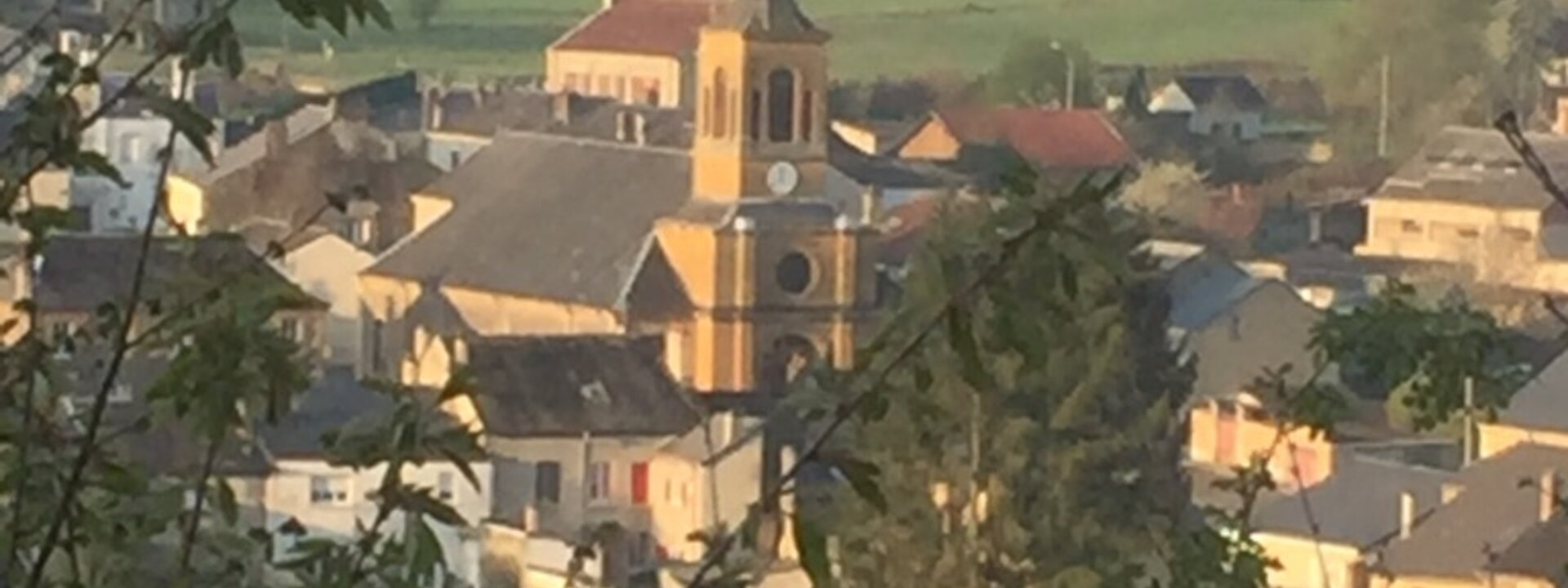 vue de st anne panorama église