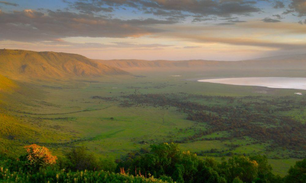 Africa, Tanzania, A.C.Cráter del Ngorongoro