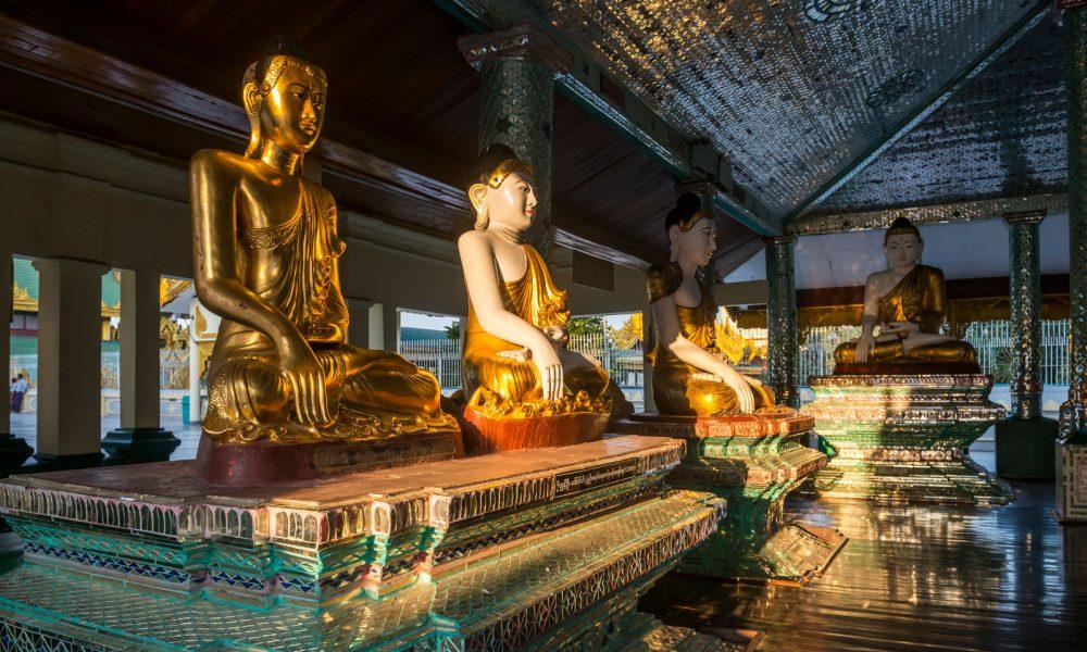 Pagoda Shwedagon, Yagon