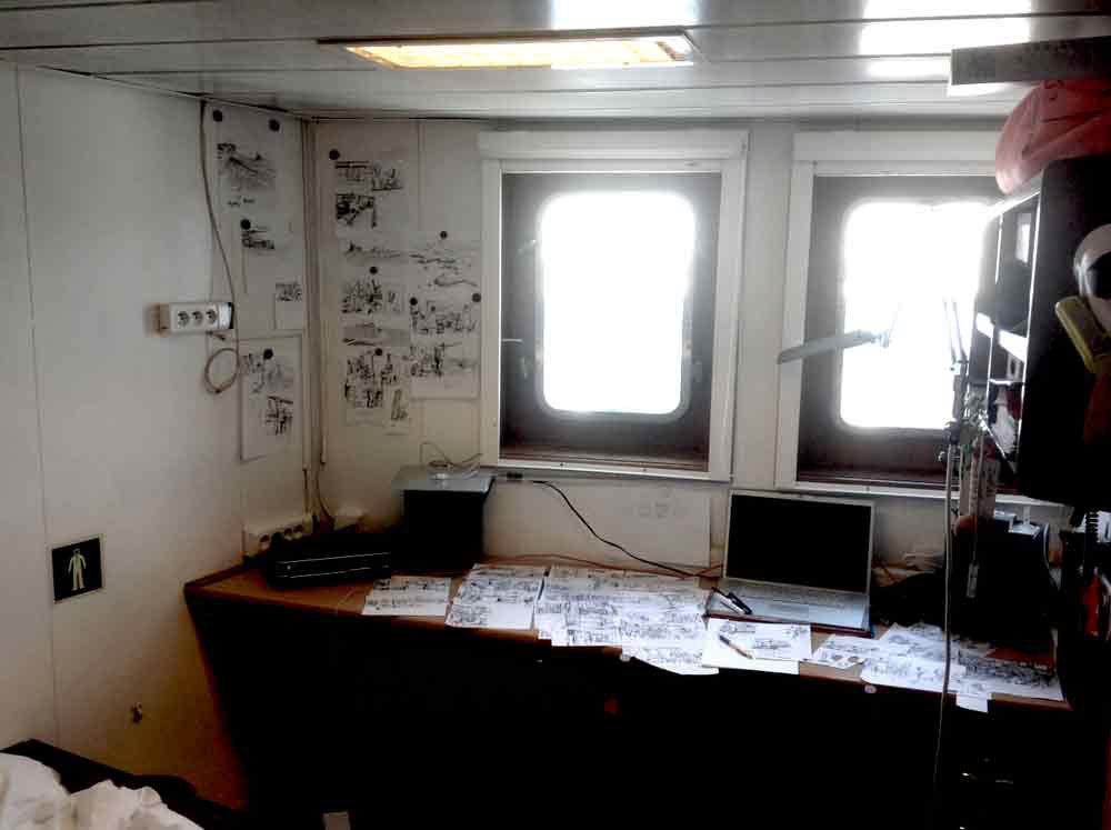cabine fortune de mer costés belin