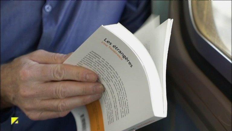LES ETRANGERES Pierre Francois Lebrun Le grand BaZHart lecture publique