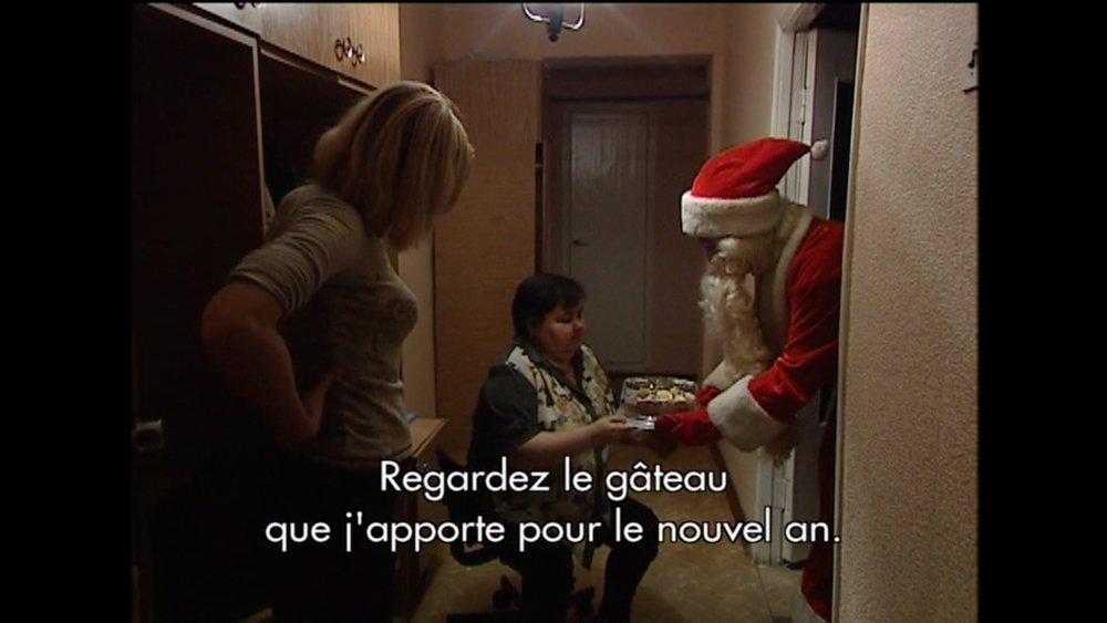 2 7 jours de la vie du père Noël gâteau