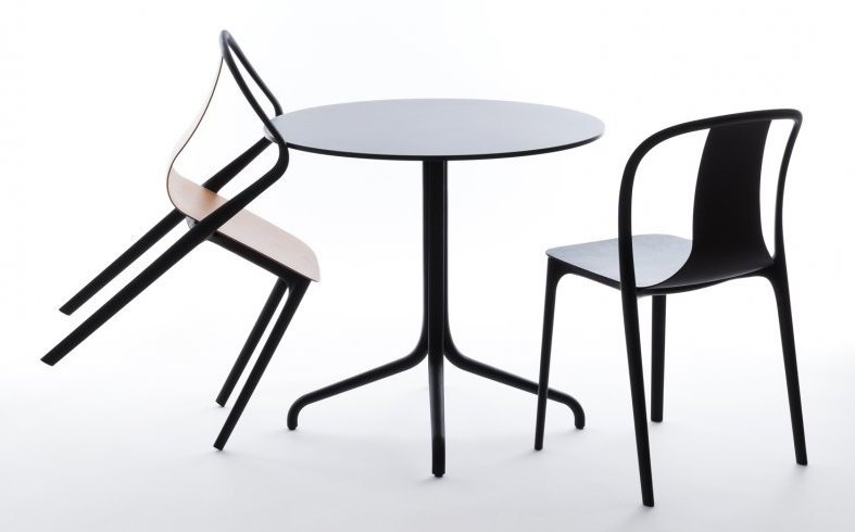 2 bouroullec et bouroullec table et chaises
