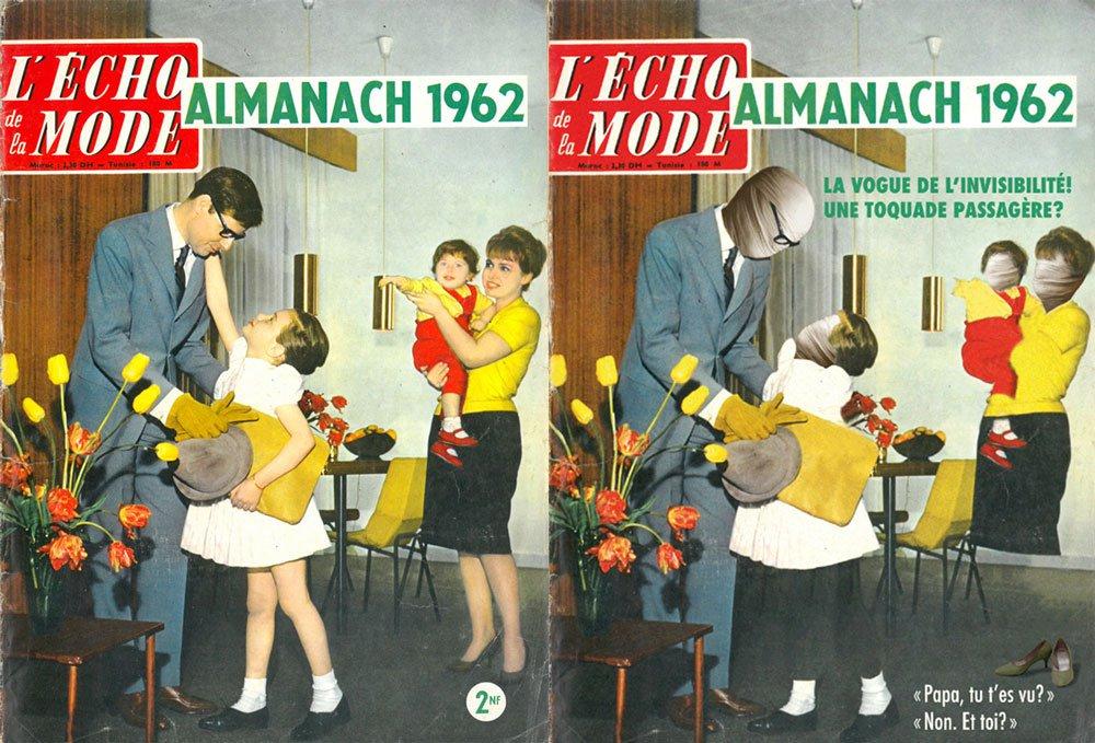 Almanach le petit écho de la mode Plonk et Replonk