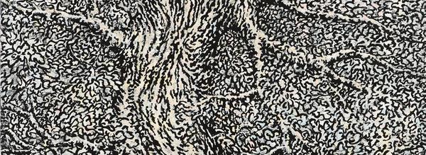 Arbro-essence Acrylique-sur-toile / B Bescond © Musées de Vannes