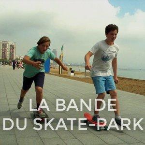 Bande du skate park Marion Gervais calendrier