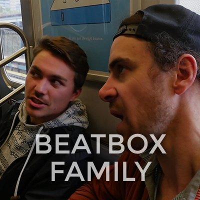 beatbox family krismenn alem New york city