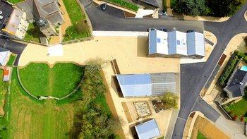 Blandine Houssais redessine le bourg de Tréveneuc