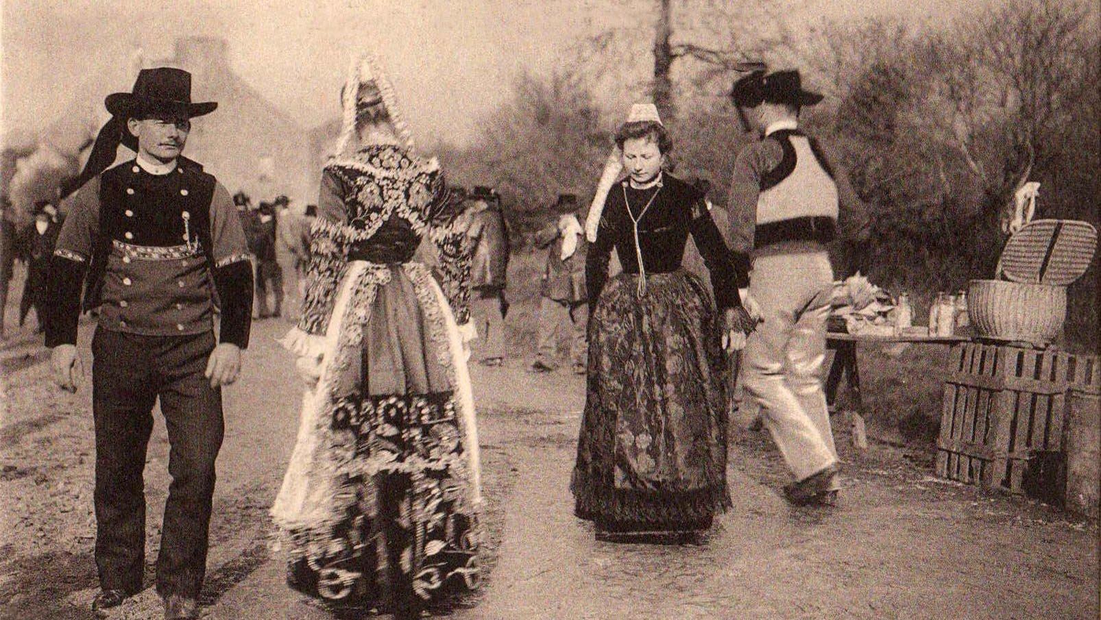 bretagne danse bretonne archive