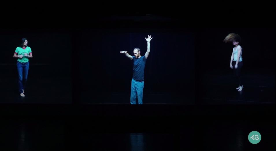 Spectacle En danseuse - Alain Michard