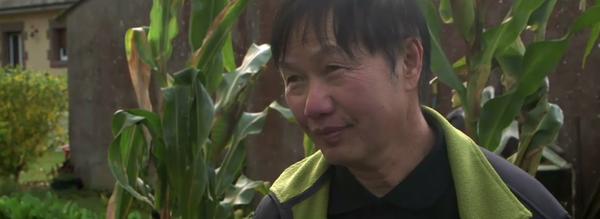 M Vu dans son potager - Bienvenue Mister Chang