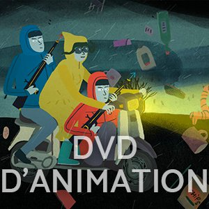 dvd animation vivement lundi calendrier avent