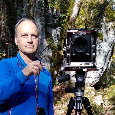 portrait Daniel Challe