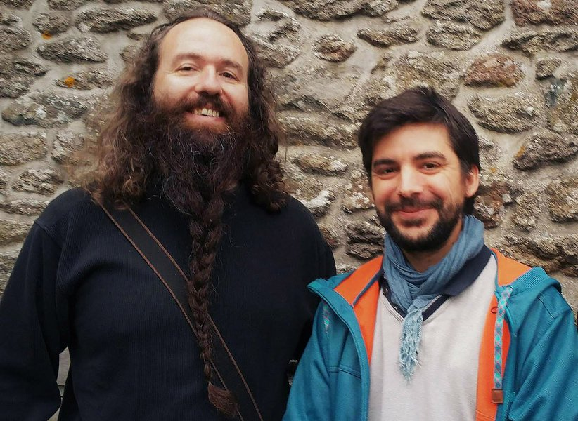 David Guglielmini Ronan Pincemin Fabrique Chimérique