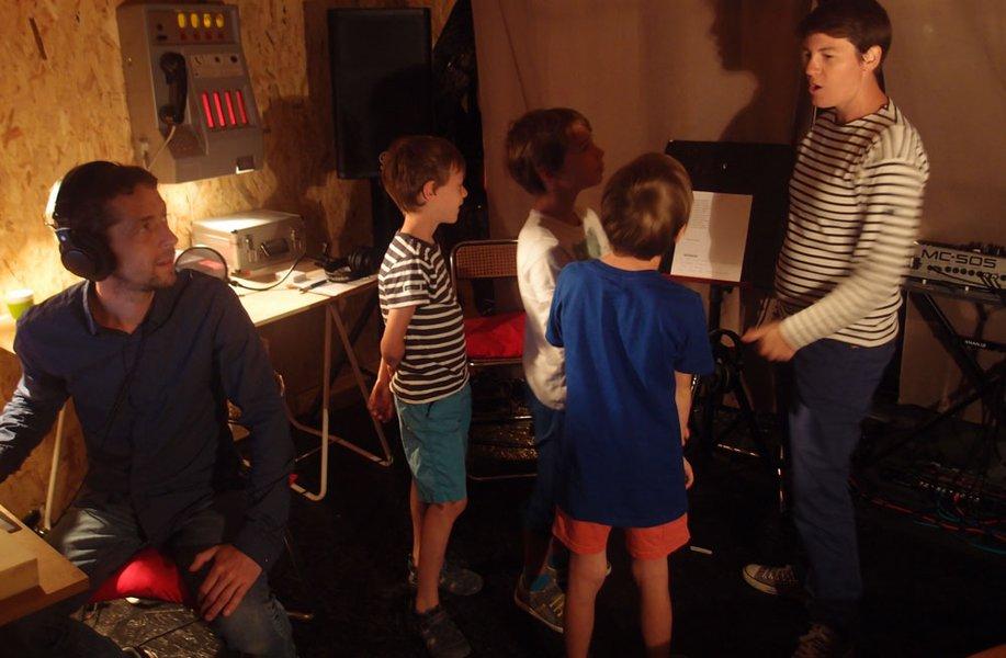 Enregistrement voix enfants1©micro-sillons