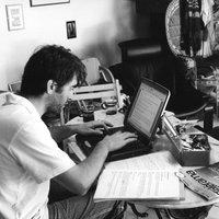 Gael Naizet a son bureau