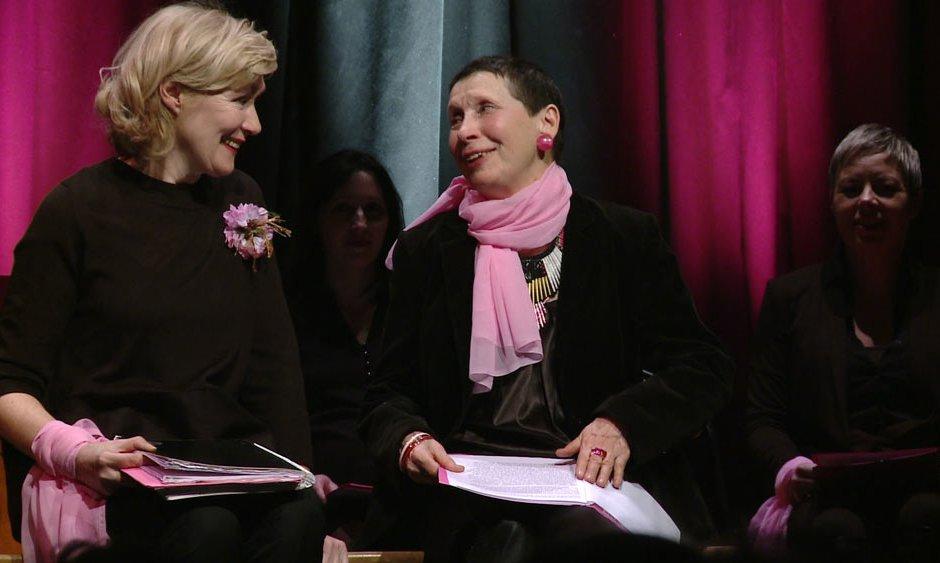 J'ai dit oui aux Monologues du Vagin Genevieve Robin Anne Marie Villot
