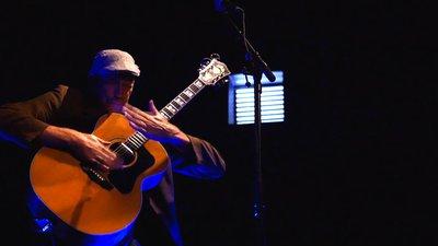 guitare Hasse Poulsen Arch#2