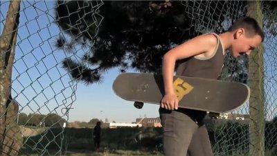 Header La Bande du skate park  de Marion Gervais KuB