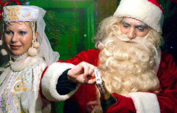 Igor and Luba 7 jours de la vie du Père Noël de Gulya Mirzoeva