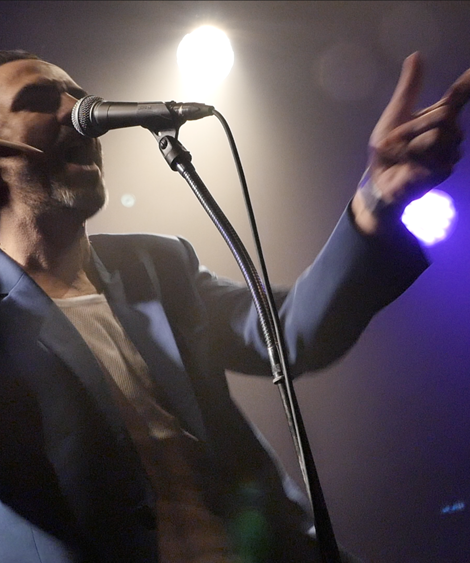 James Eleganz en concert à l'UBU