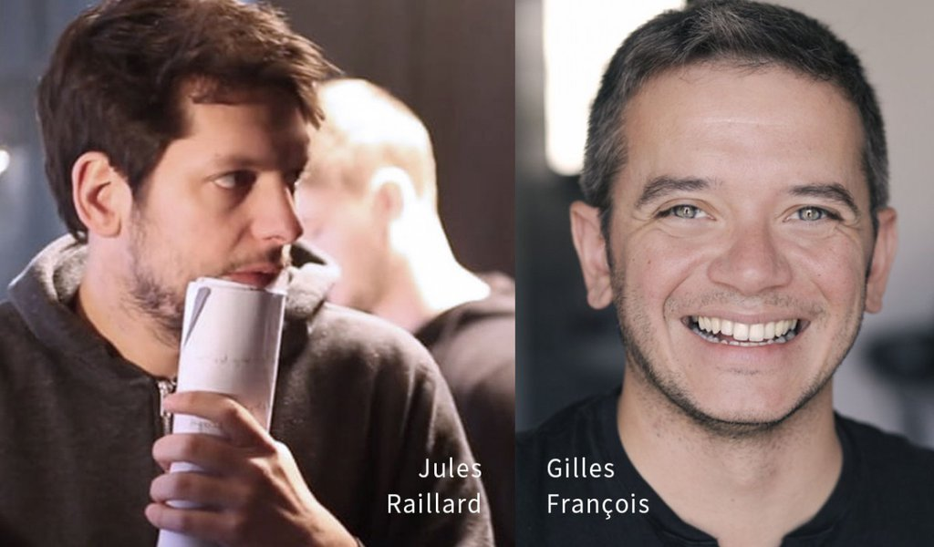 Jules Raillard Gilles Francois On k'air