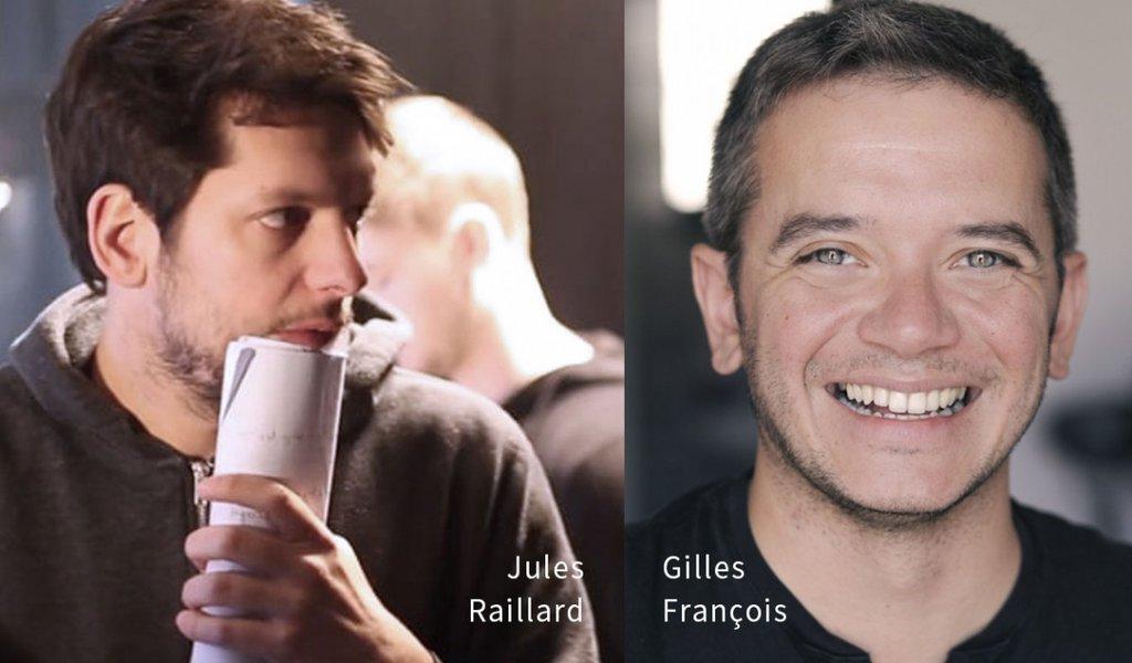 Jules Raillard Gilles Francois On k'air