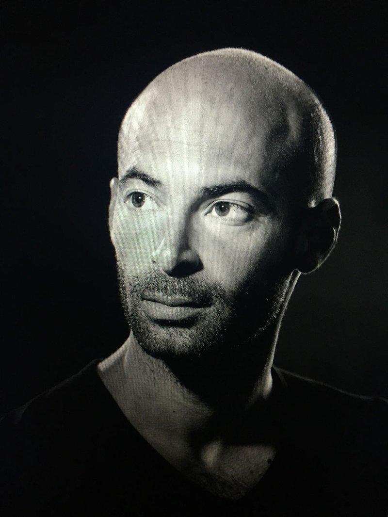 Julien Scheidle portrait