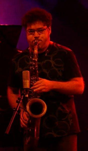 Julien Lourau - saxo
