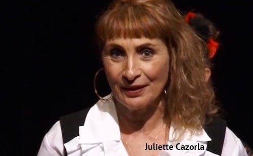 Juliette Cazorla