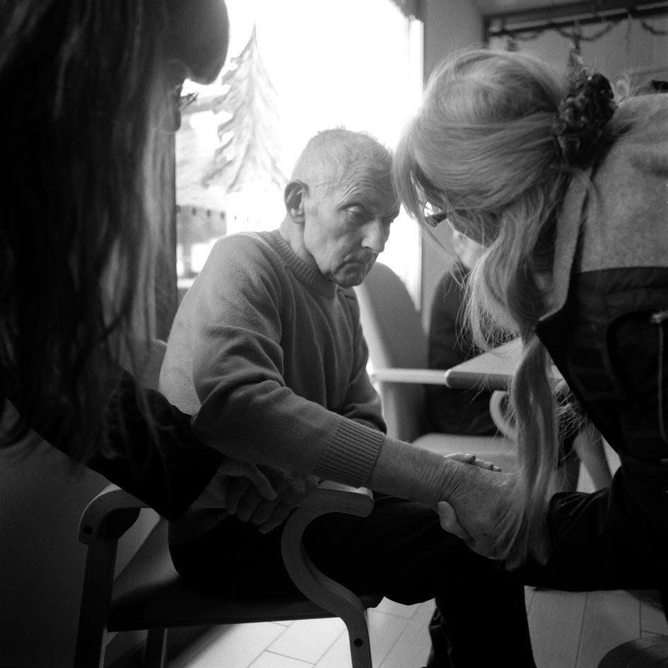 Du vide dans la maison Alzheimer sylvain bouttet KUZH5