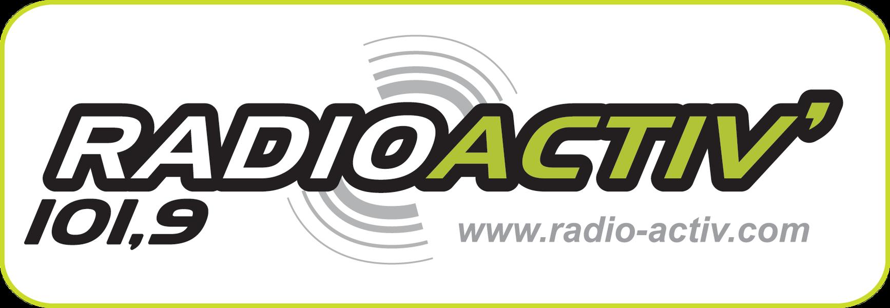 LOGO RADIO ACTIV