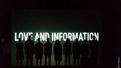love and information