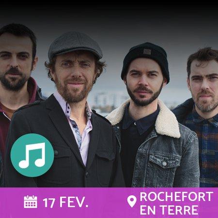 MIX CITY musique 17 février rochefort en terre