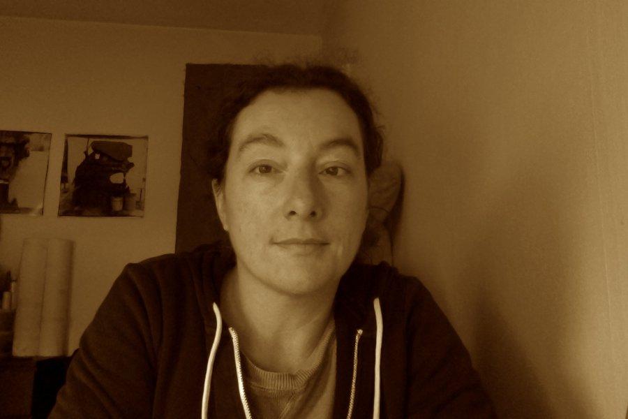 Marianne Bressy au pied de la lettre