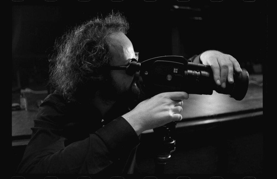 Sébastien Durand, réalisateur de Plier - expérimental