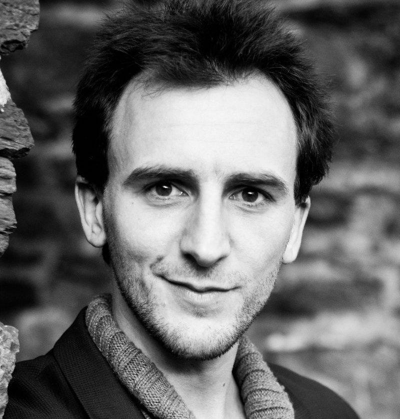 Portrait Guillaume Doucet - metteur en scène - groupe Vertigo