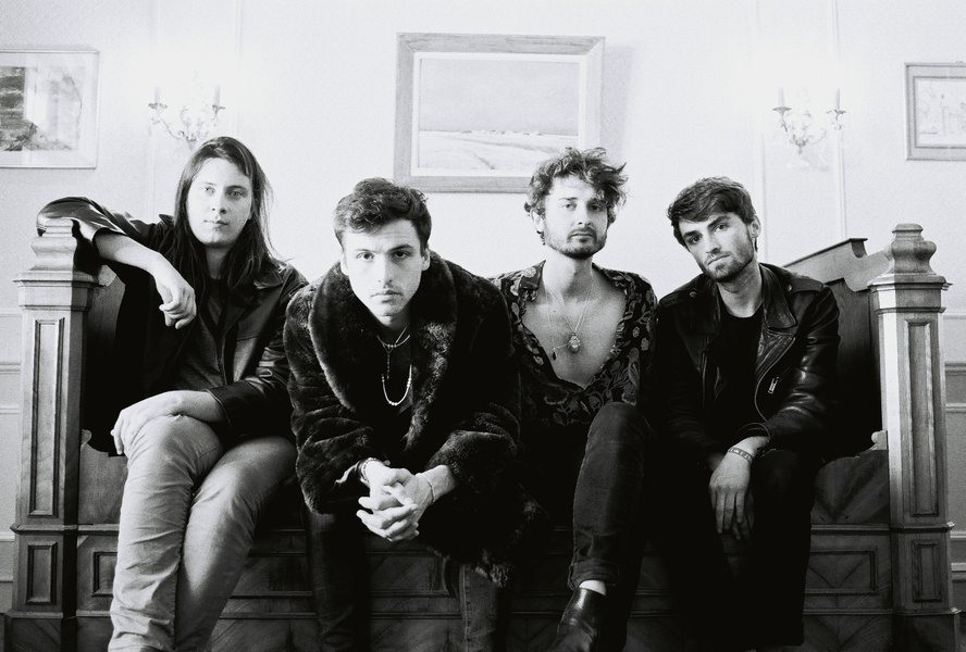 Rosaire groupe musique