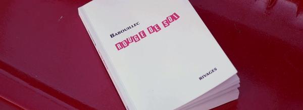 Rouge de soi - Babouillec - Lecture publique - LGB