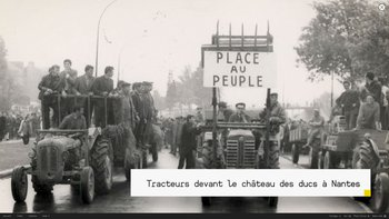 Tracteurs mai 68